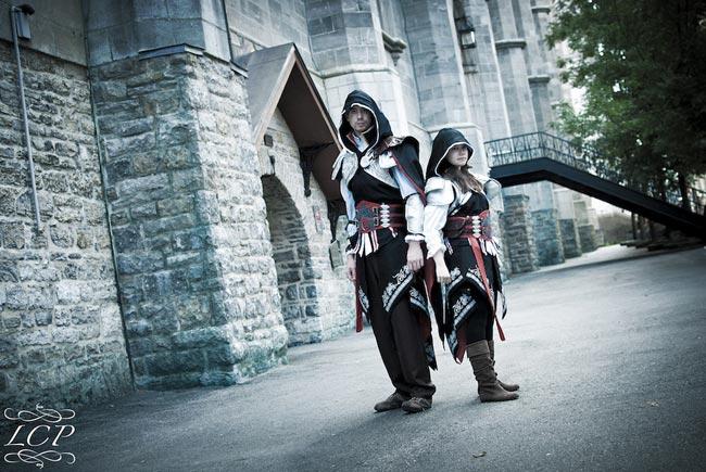 Bộ đôi sát thủ Ezio trong Assassin's Creed II - Ảnh 2