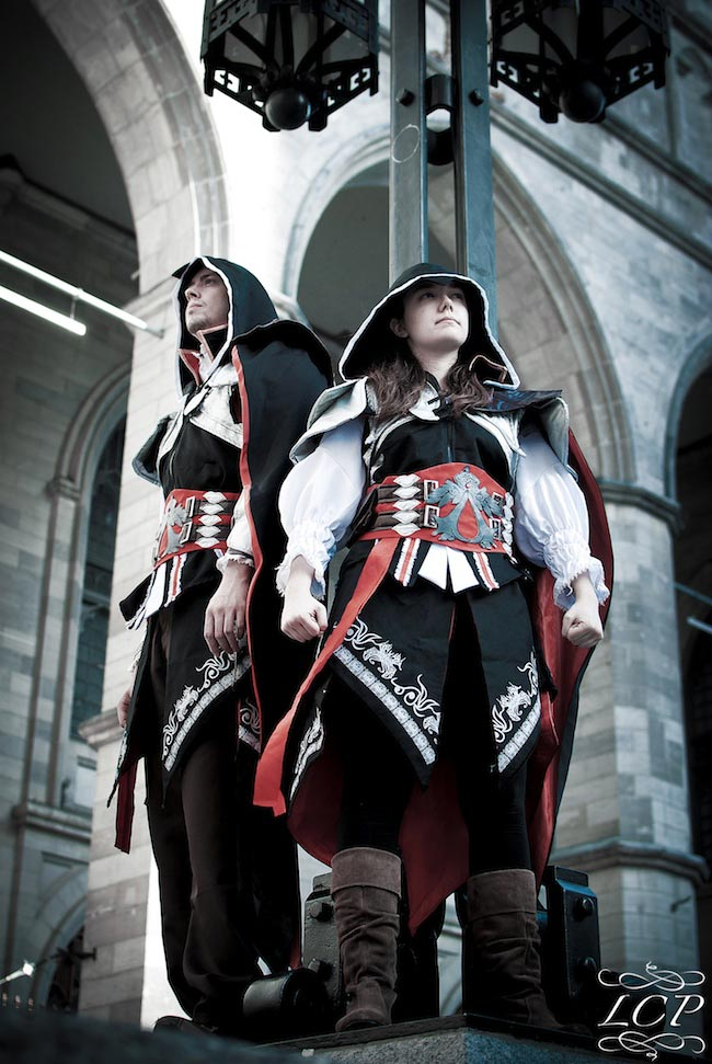 Bộ đôi sát thủ Ezio trong Assassin's Creed II - Ảnh 5