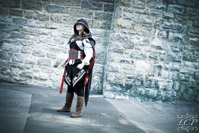 Bộ đôi sát thủ Ezio trong Assassin's Creed II - Ảnh 6