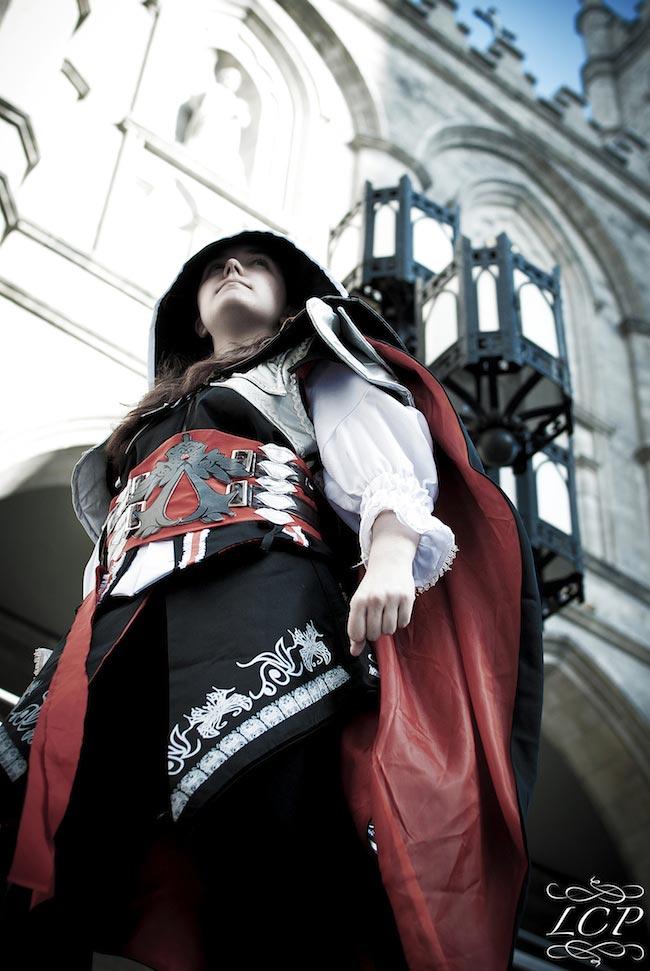 Bộ đôi sát thủ Ezio trong Assassin's Creed II - Ảnh 8