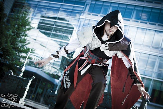 Bộ đôi sát thủ Ezio trong Assassin's Creed II - Ảnh 9
