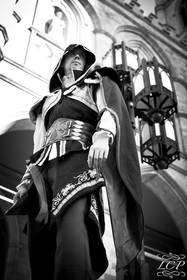 Bộ đôi sát thủ Ezio trong Assassin's Creed II - Ảnh 11