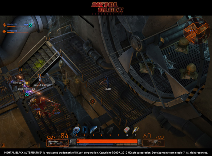 Loạt ảnh trong game ấn tượng của Metal Black - Ảnh 9