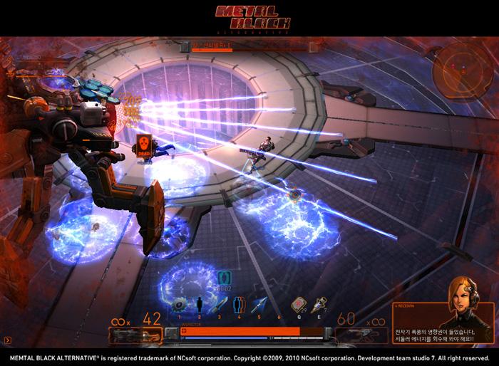 Loạt ảnh trong game ấn tượng của Metal Black - Ảnh 14