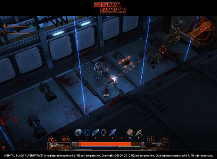 Loạt ảnh trong game ấn tượng của Metal Black - Ảnh 19