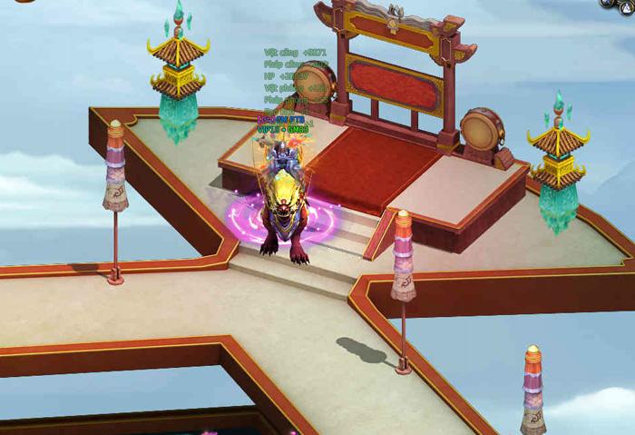 Hình ảnh trong game tuyệt đẹp của Phong Thần Bảng - Ảnh 1