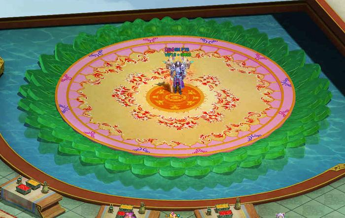 Hình ảnh trong game tuyệt đẹp của Phong Thần Bảng - Ảnh 2