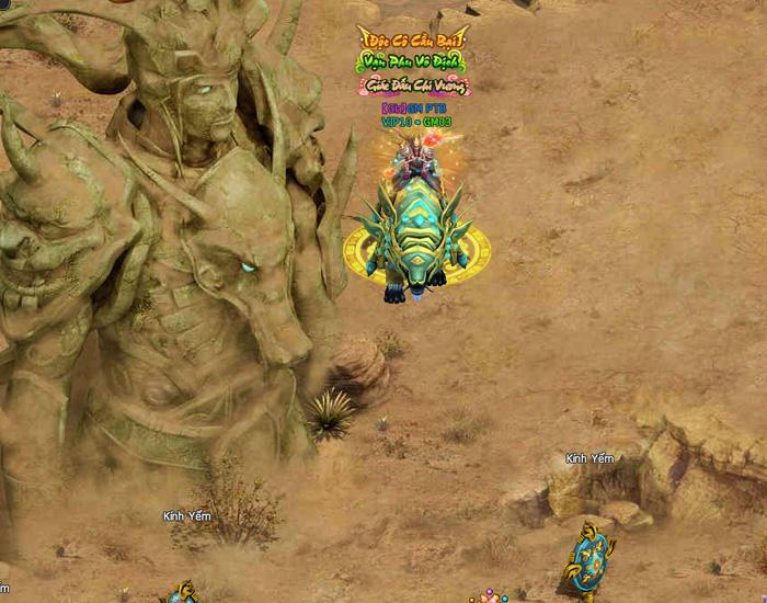 Hình ảnh trong game tuyệt đẹp của Phong Thần Bảng - Ảnh 5