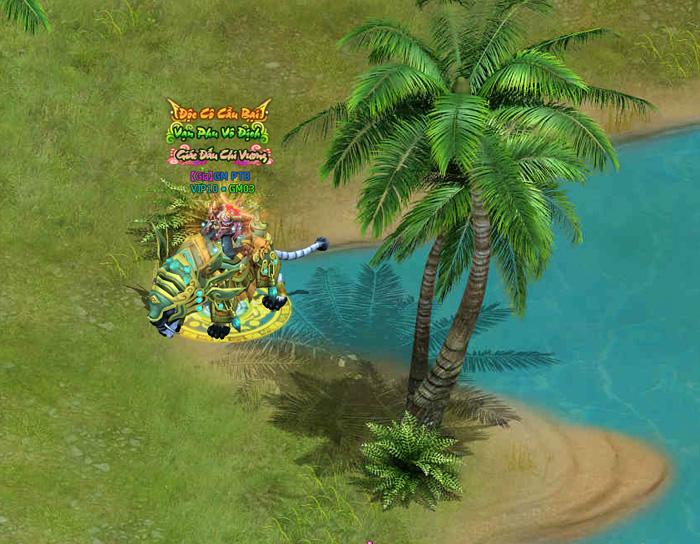 Hình ảnh trong game tuyệt đẹp của Phong Thần Bảng - Ảnh 6