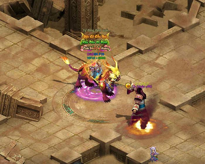 Hình ảnh trong game tuyệt đẹp của Phong Thần Bảng - Ảnh 7