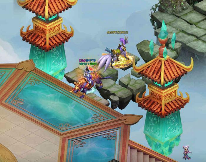 Hình ảnh trong game tuyệt đẹp của Phong Thần Bảng - Ảnh 10