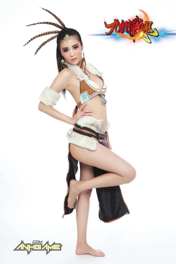 Cosplay khoe ngực của Cửu Châu Chiến Hồn - Ảnh 7