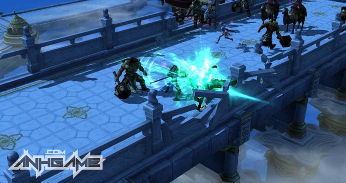 Hình ảnh chiến đấu trong Đại Đường Vô Song 2 - Ảnh 2