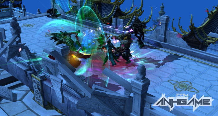 Hình ảnh chiến đấu trong Đại Đường Vô Song 2 - Ảnh 3