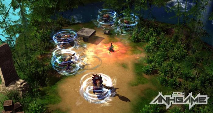 Hình ảnh chiến đấu trong Đại Đường Vô Song 2 - Ảnh 7