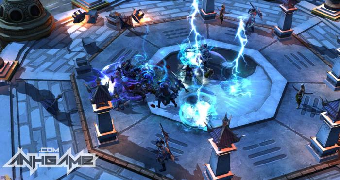 Hình ảnh chiến đấu trong Đại Đường Vô Song 2 - Ảnh 9