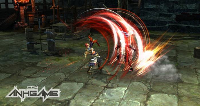 Hình ảnh chiến đấu trong Đại Đường Vô Song 2 - Ảnh 12