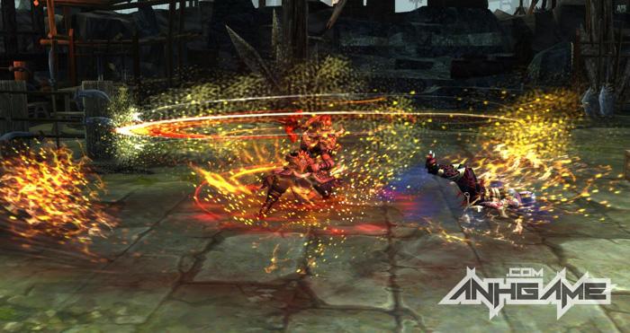 Hình ảnh chiến đấu trong Đại Đường Vô Song 2 - Ảnh 14