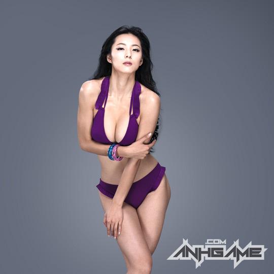 Ai Shang Zhen gợi cảm với ảnh quảng bá Queen's Blade - Ảnh 4