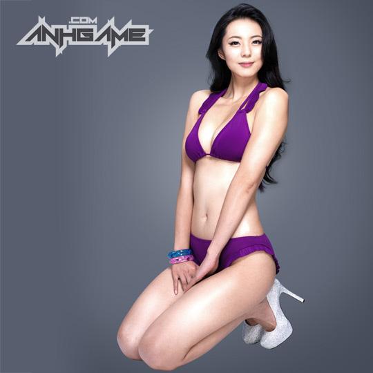 Ai Shang Zhen gợi cảm với ảnh quảng bá Queen's Blade - Ảnh 6