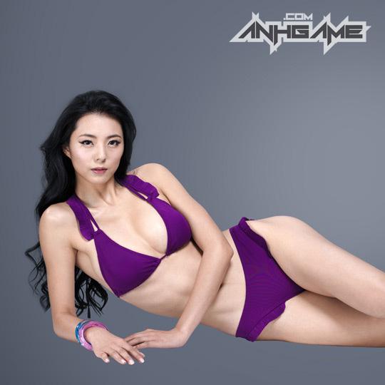 Ai Shang Zhen gợi cảm với ảnh quảng bá Queen's Blade - Ảnh 8