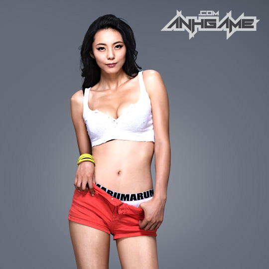 Ai Shang Zhen gợi cảm với ảnh quảng bá Queen's Blade - Ảnh 11