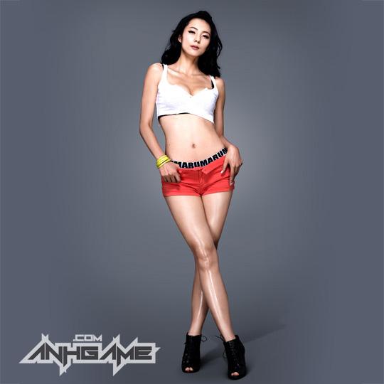 Ai Shang Zhen gợi cảm với ảnh quảng bá Queen's Blade - Ảnh 16