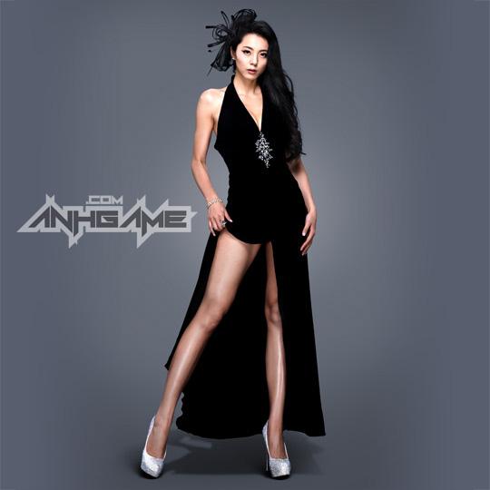 Ai Shang Zhen gợi cảm với ảnh quảng bá Queen's Blade - Ảnh 29