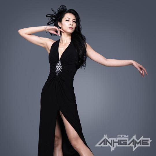 Ai Shang Zhen gợi cảm với ảnh quảng bá Queen's Blade - Ảnh 30