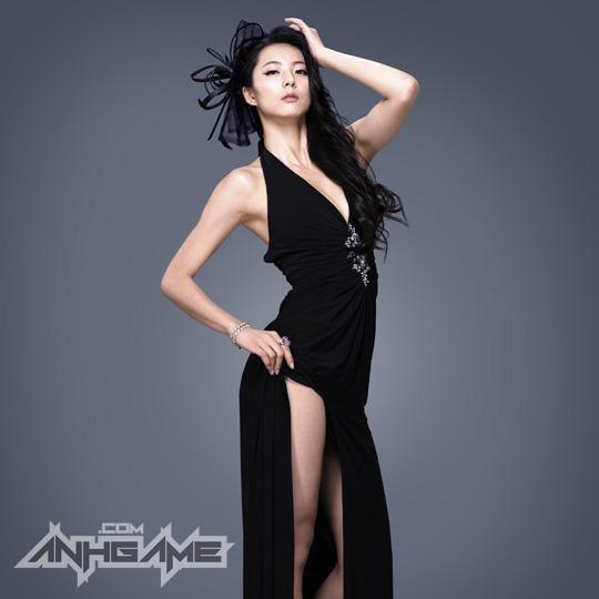 Ai Shang Zhen gợi cảm với ảnh quảng bá Queen's Blade - Ảnh 31