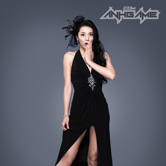 Ai Shang Zhen gợi cảm với ảnh quảng bá Queen's Blade - Ảnh 32