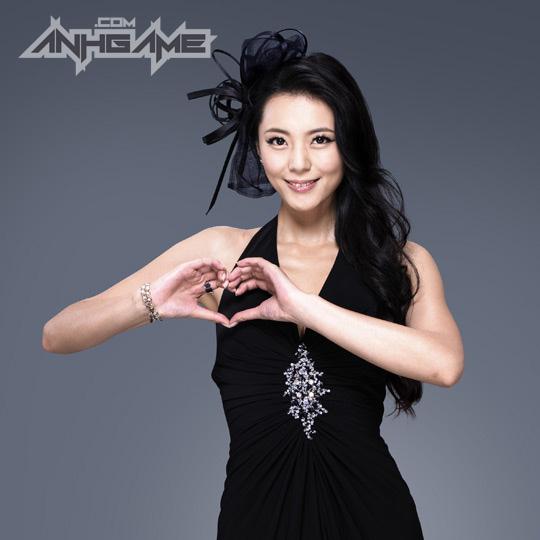 Ai Shang Zhen gợi cảm với ảnh quảng bá Queen's Blade - Ảnh 35