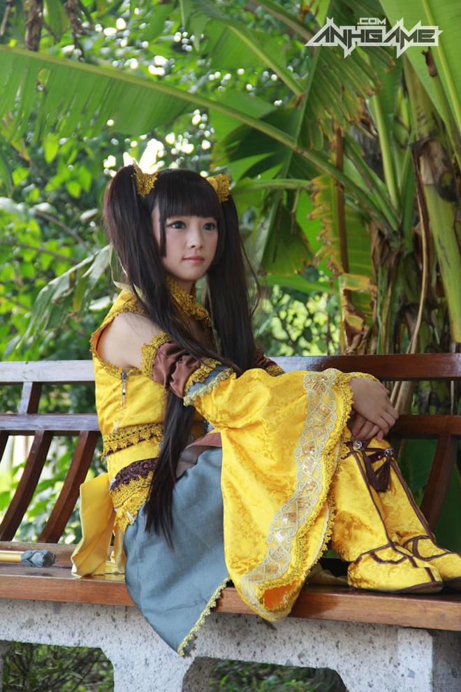 Bộ ảnh cosplay Tàng Kiếm Sơn Trang cực chất - Ảnh 1