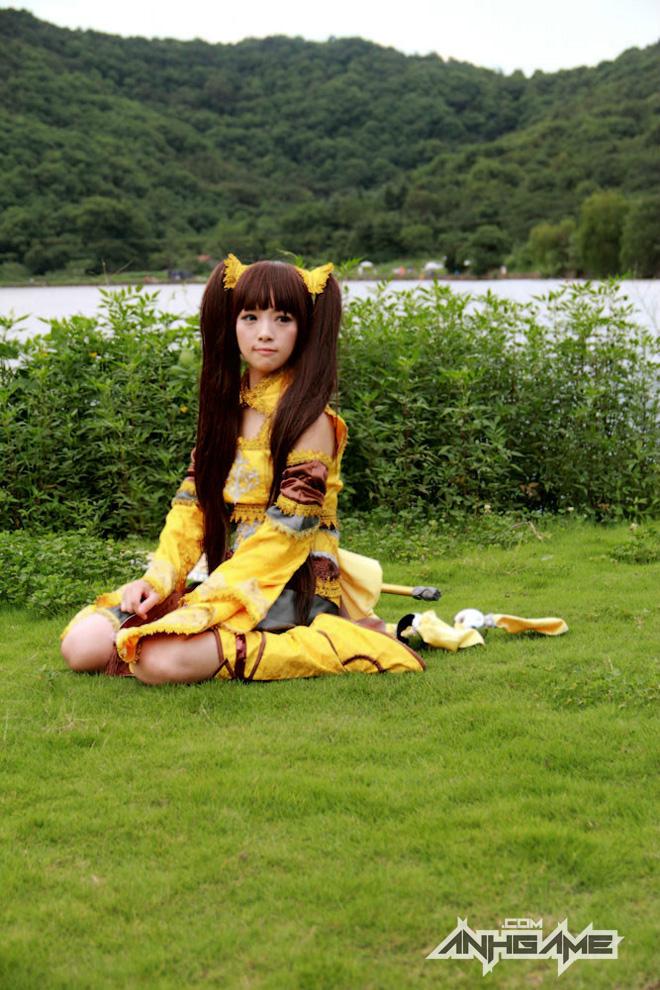 Bộ ảnh cosplay Tàng Kiếm Sơn Trang cực chất - Ảnh 2