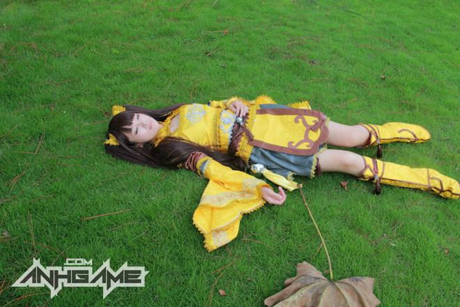 Bộ ảnh cosplay Tàng Kiếm Sơn Trang cực chất - Ảnh 7