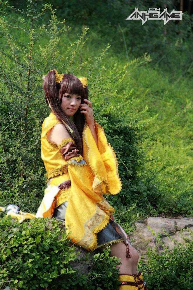 Bộ ảnh cosplay Tàng Kiếm Sơn Trang cực chất - Ảnh 9