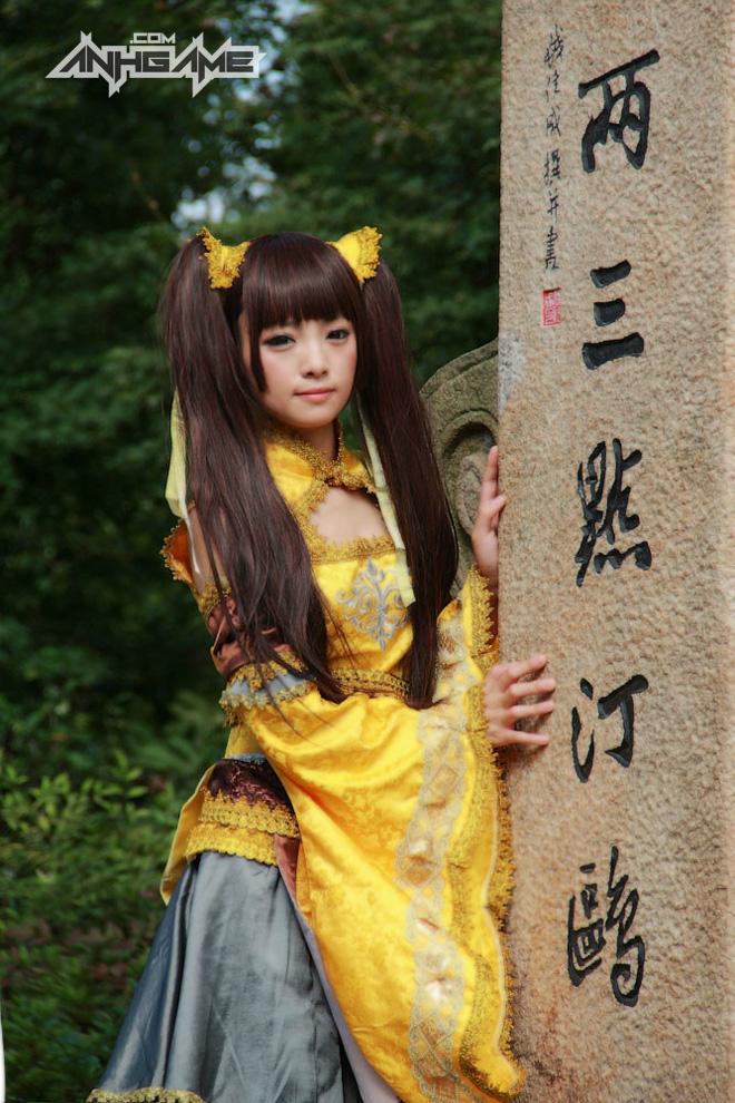 Bộ ảnh cosplay Tàng Kiếm Sơn Trang cực chất - Ảnh 11
