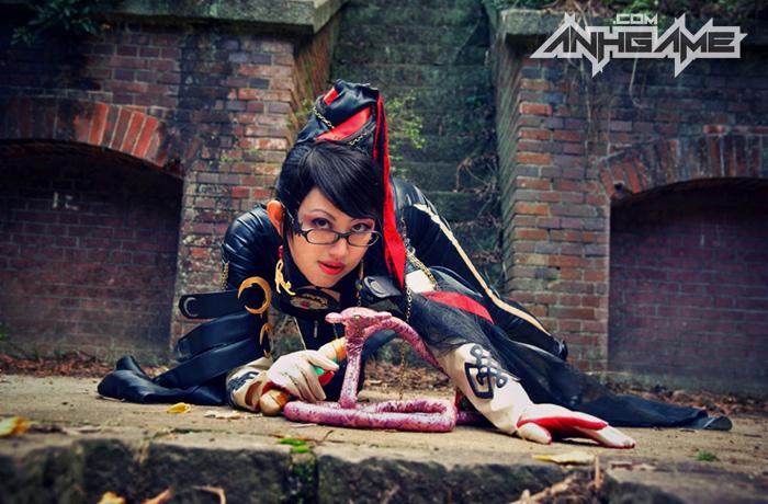 Nữ phù thủy xinh đẹp của Bayonetta - Ảnh 1