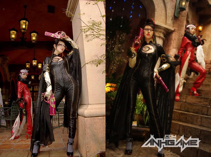 Nữ phù thủy xinh đẹp của Bayonetta - Ảnh 8