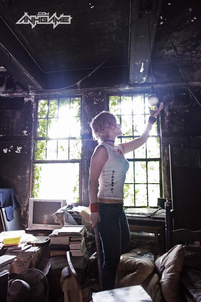 Bộ ảnh cosplay của Heather trong Silent Hill 3 - Ảnh 2