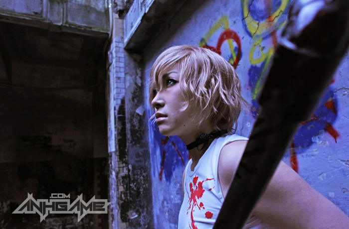 Bộ ảnh cosplay của Heather trong Silent Hill 3