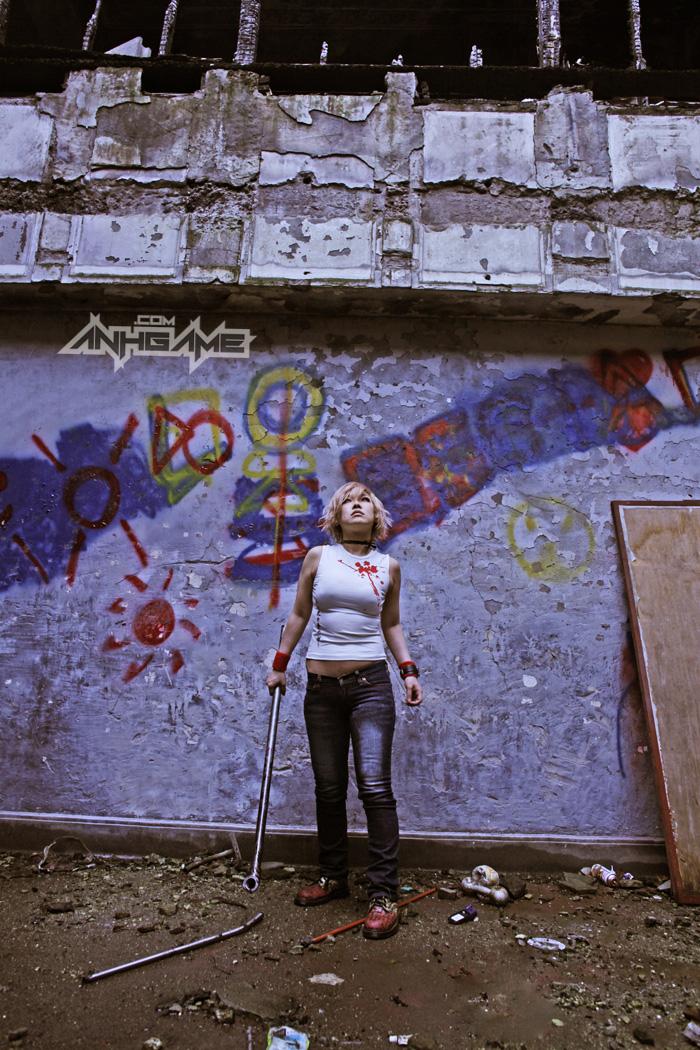 Bộ ảnh cosplay của Heather trong Silent Hill 3 - Ảnh 10