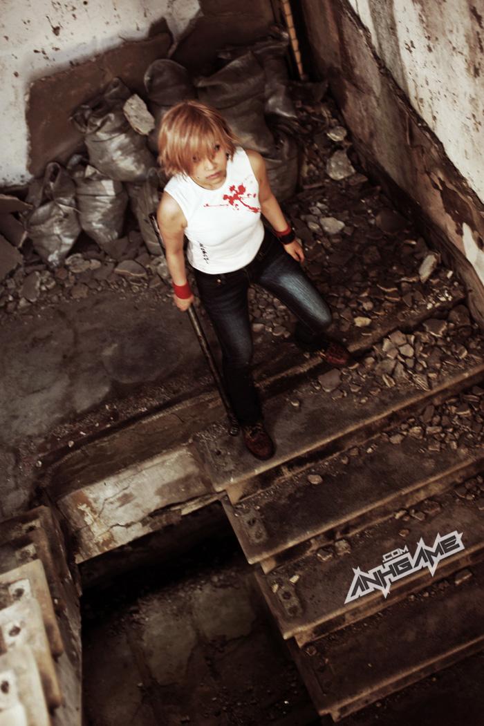 Bộ ảnh cosplay của Heather trong Silent Hill 3 - Ảnh 13