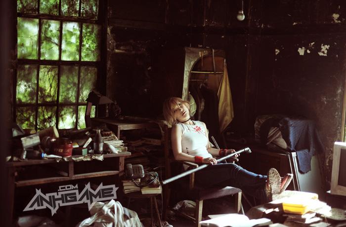 Bộ ảnh cosplay của Heather trong Silent Hill 3 - Ảnh 19