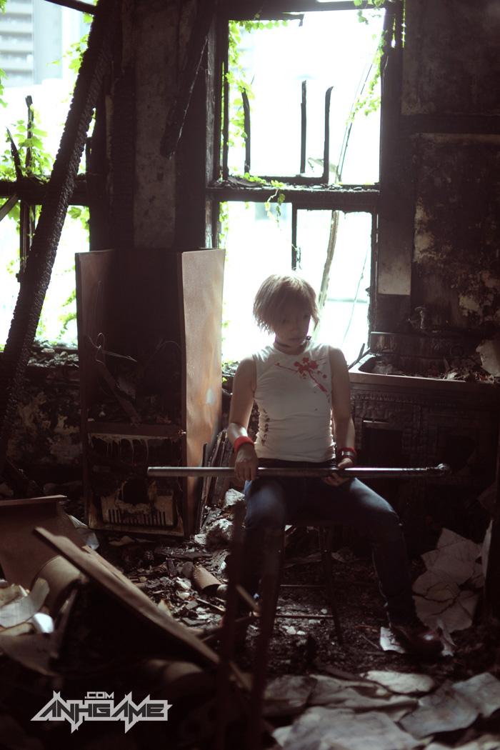 Bộ ảnh cosplay của Heather trong Silent Hill 3 - Ảnh 21