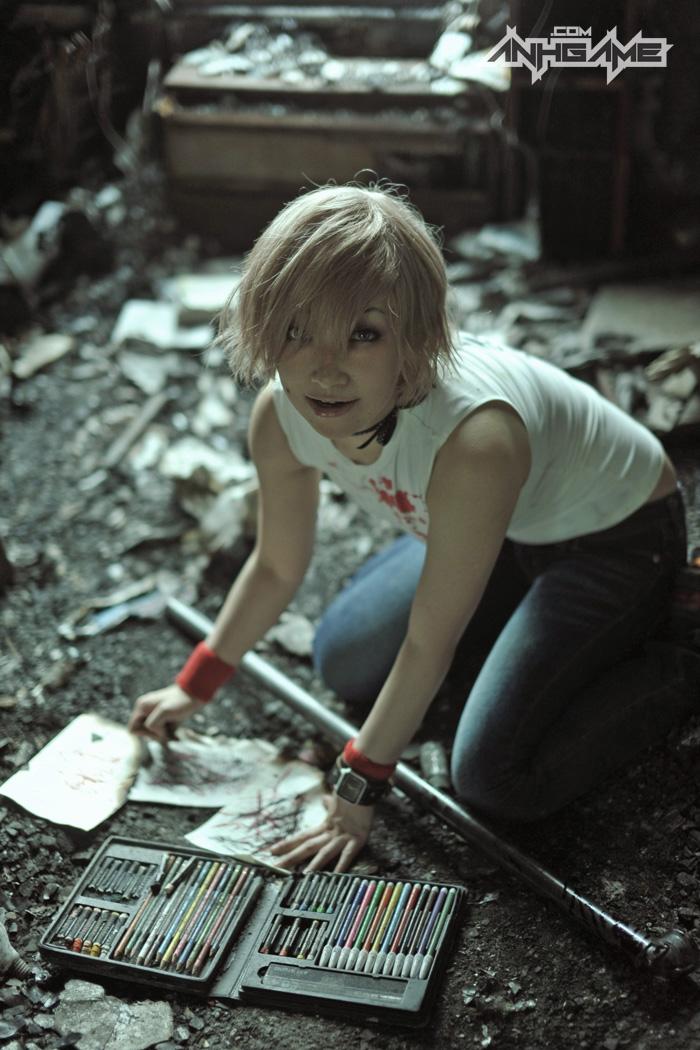 Bộ ảnh cosplay của Heather trong Silent Hill 3 - Ảnh 24