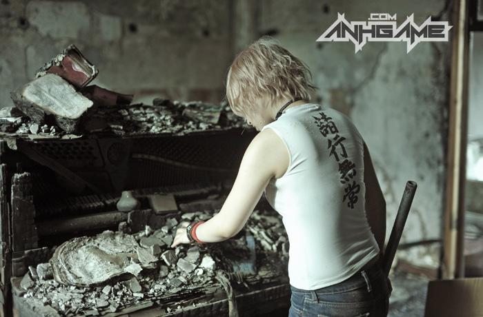 Bộ ảnh cosplay của Heather trong Silent Hill 3 - Ảnh 26