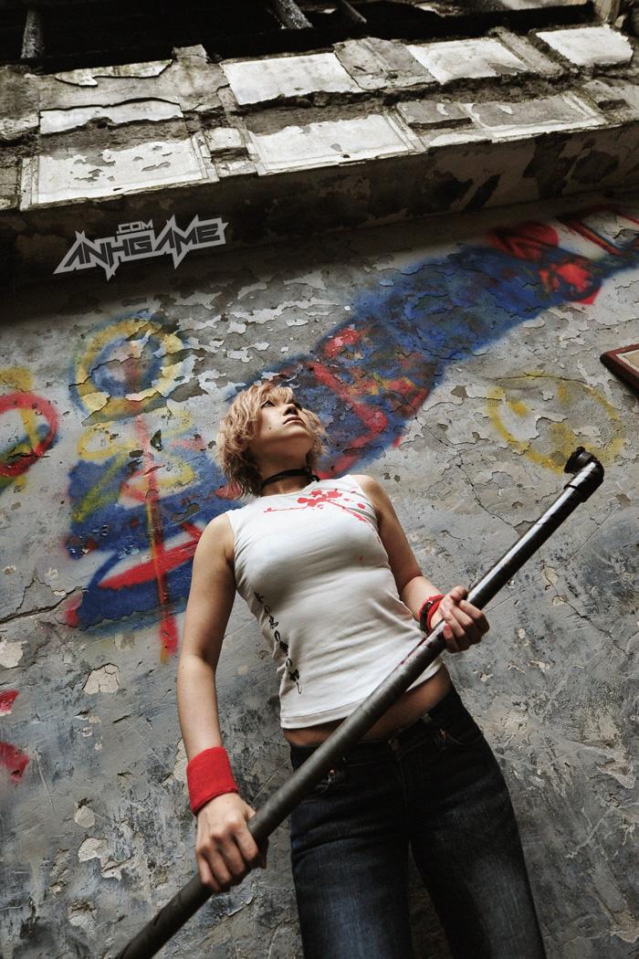 Bộ ảnh cosplay của Heather trong Silent Hill 3 - Ảnh 39