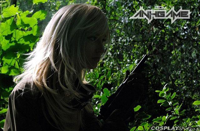 Bộ ảnh cosplay tuyệt đẹp về Metal Gear Solid 3