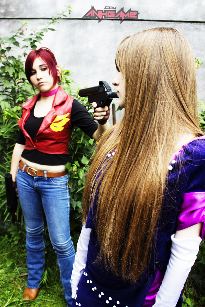 Cosplay Alexia game Resident Evil Code: Veronica